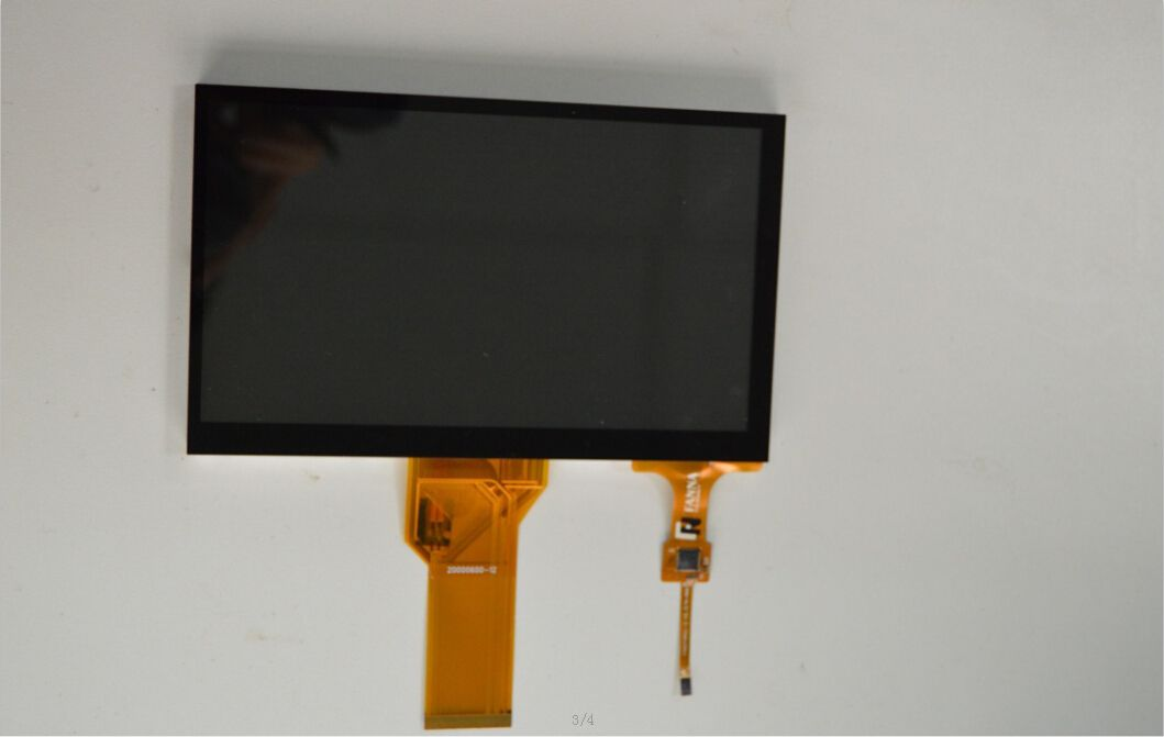 Display optial bongding TP